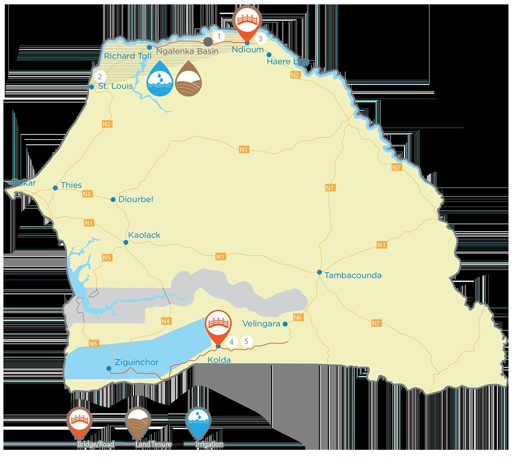 MCA Senegal